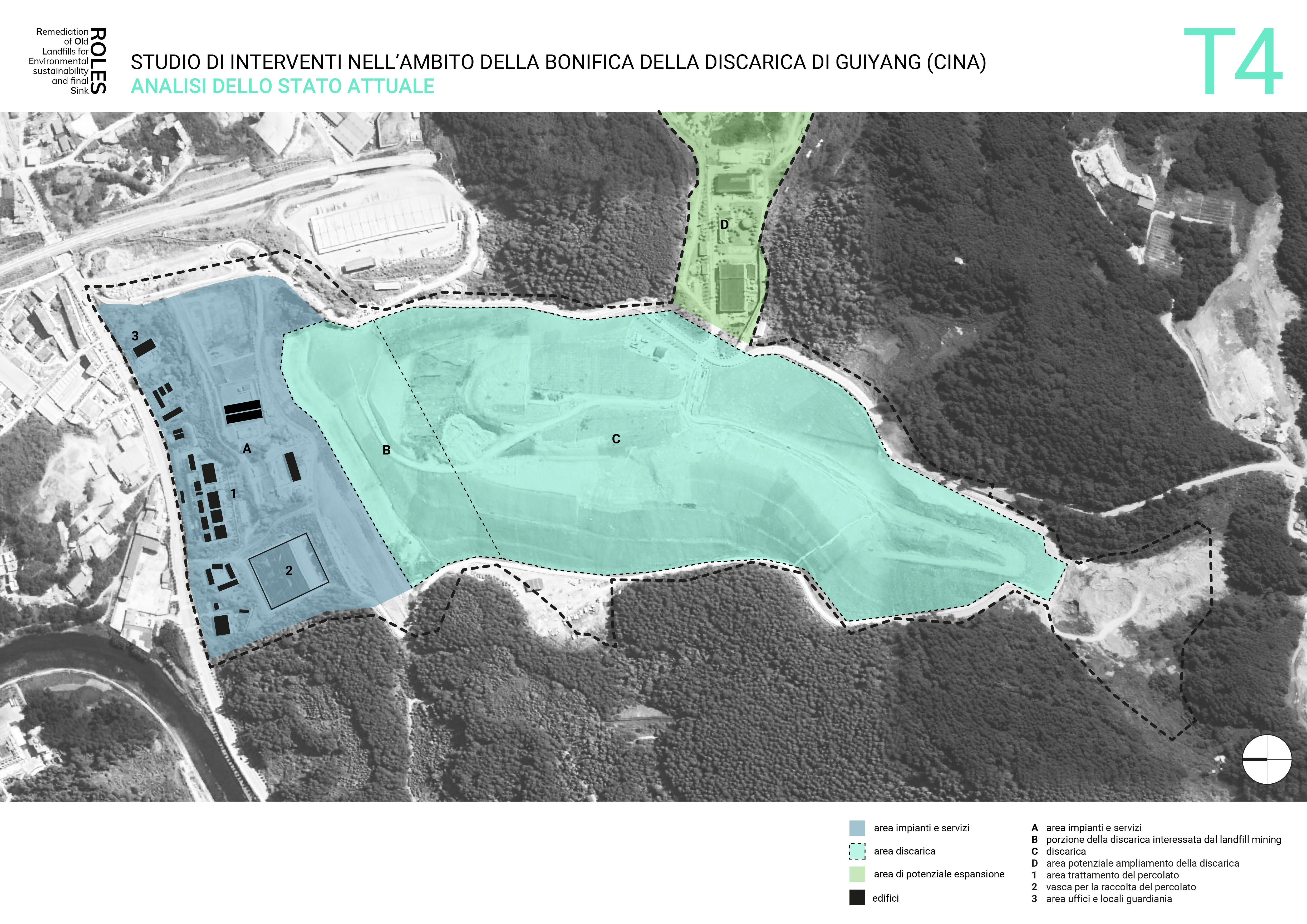 ROLES project </br> Guiyang Landfill / China