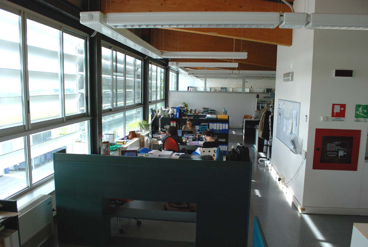 New department of Environmental Engineering, University of Padova