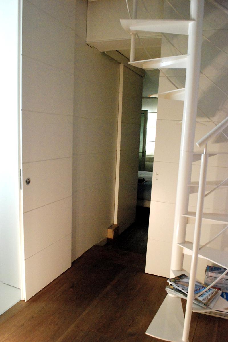 Appartamento a padova studio arcoplan for Metraggio di appartamento studio