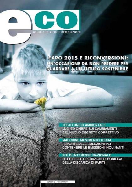 copertina Eco 2013
