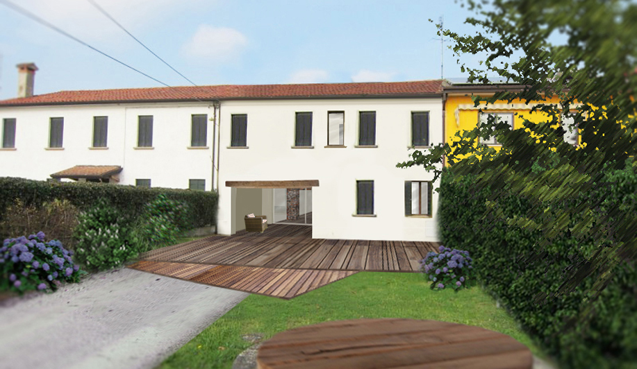 Country house in Camin, Padova (IT)